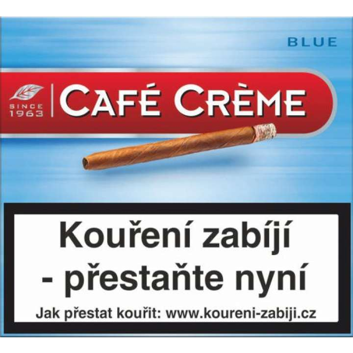 Café Créme Blue 10ks