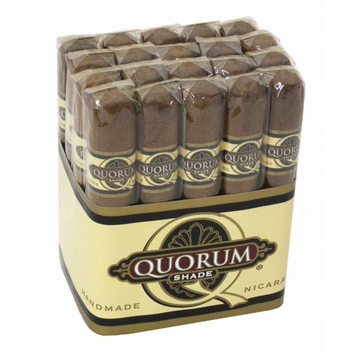 Quorum Robusto Shade 20 ks