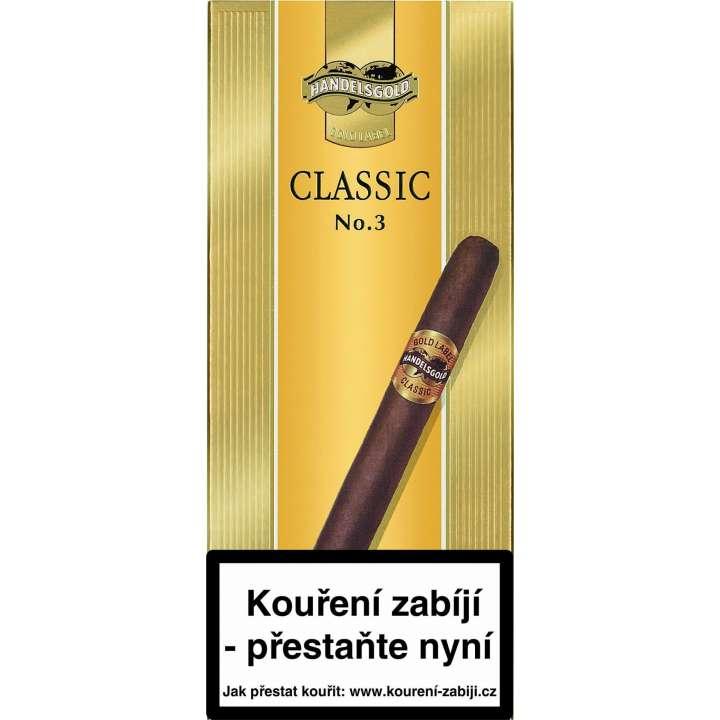 Handelsgold Gold Label Classic No.3 5ks