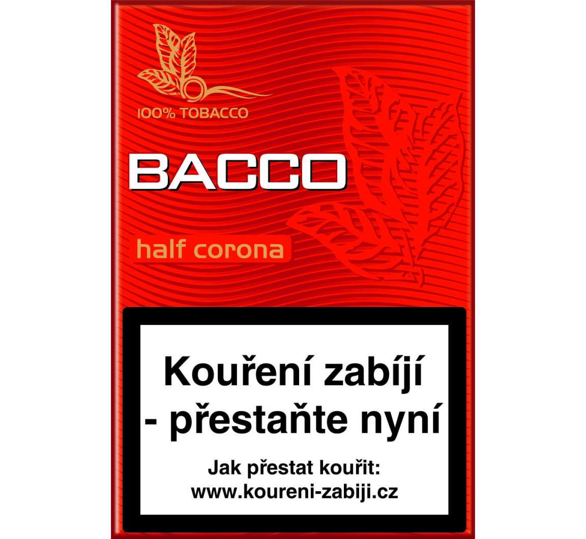 Bacco Half Corona 4ks