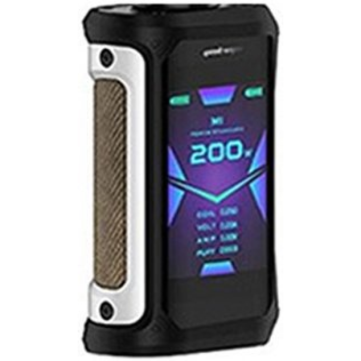 GeekVape Aegis X TC 200W grip Easy Kit Classic Silver