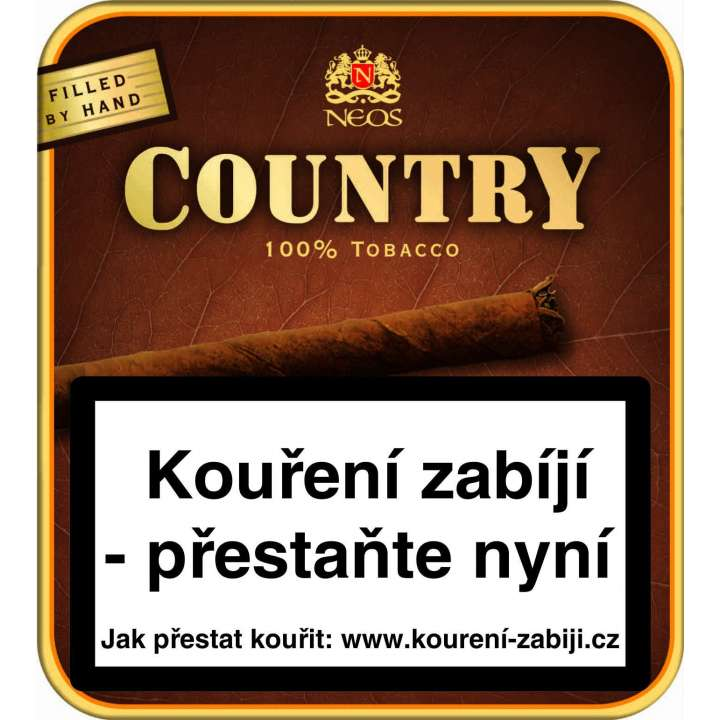 Neos Country Cigars 10ks