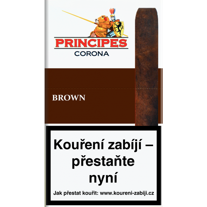 Principes Brown 25ks
