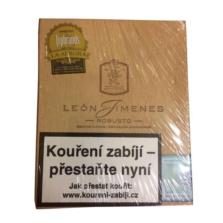Leon Jimenes Robusto 1 ks