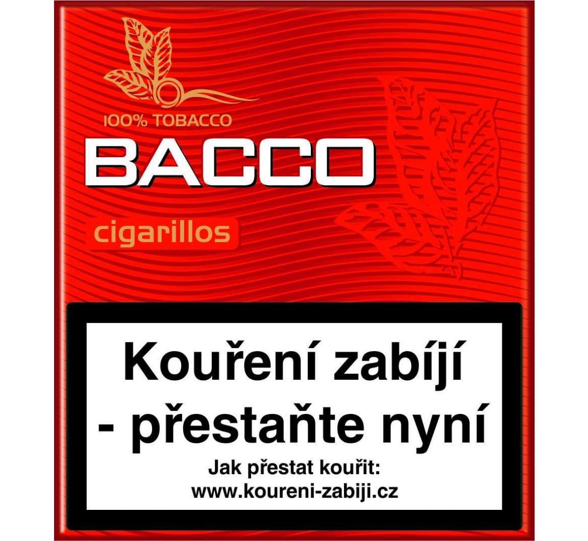 Bacco Cigarillos 20ks
