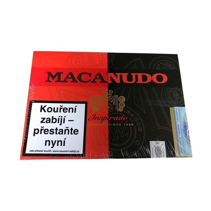 Macanudo Inspirado Orange/Black Robusto Assort 10ks