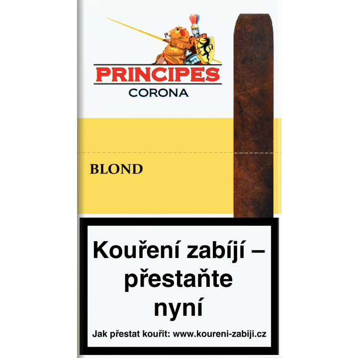 Principes Blond 25ks