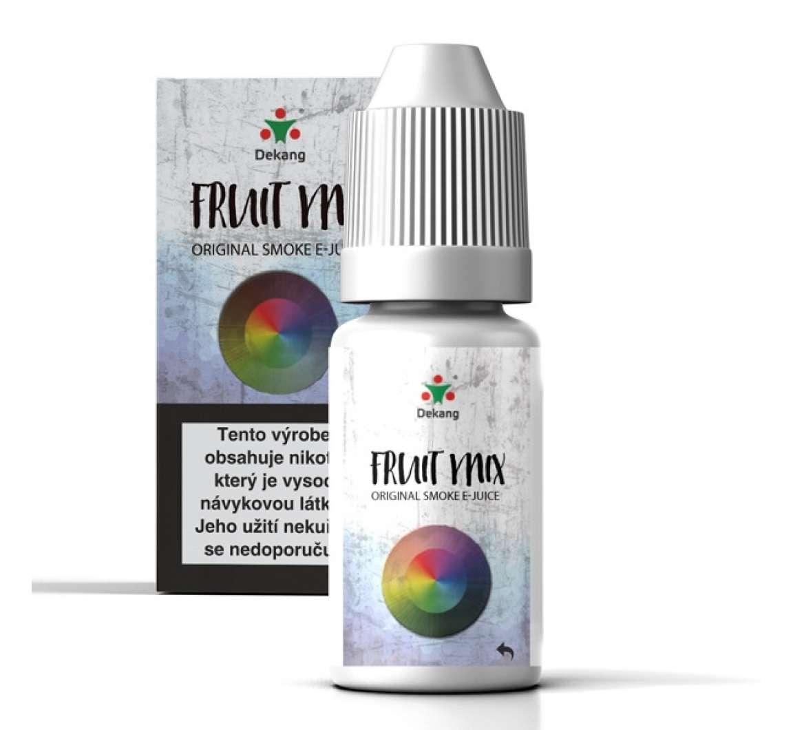 Liquid Dekang Fruit Mix (Ovocný mix) 10ml 18mg
