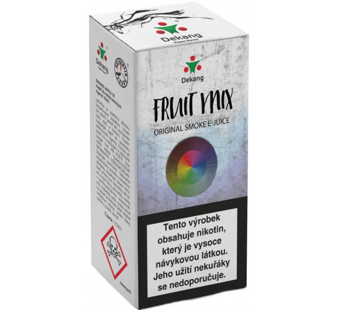 Liquid Dekang Fruit Mix 10ml (Ovocný Mix) 3mg