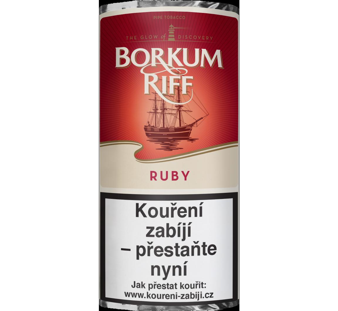 Borkum Riff Ruby (Cherry) 40g