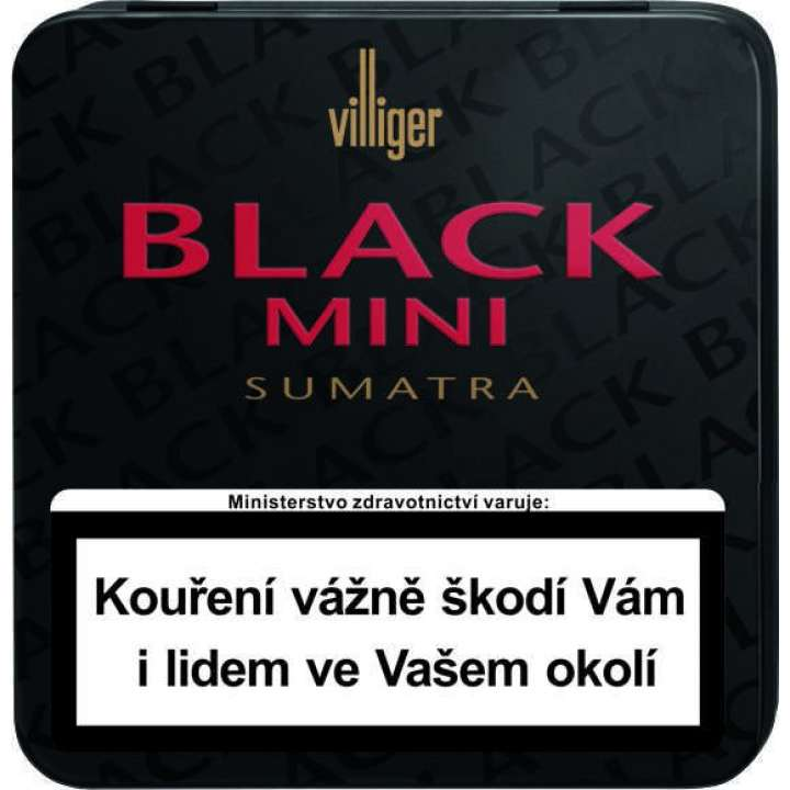 Villiger Black Mini Sumatra 20ks