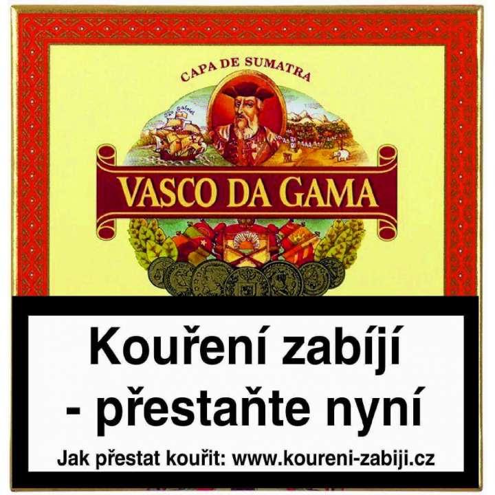 Vasco da Gama Cigarillos Capa de Oro 20ks