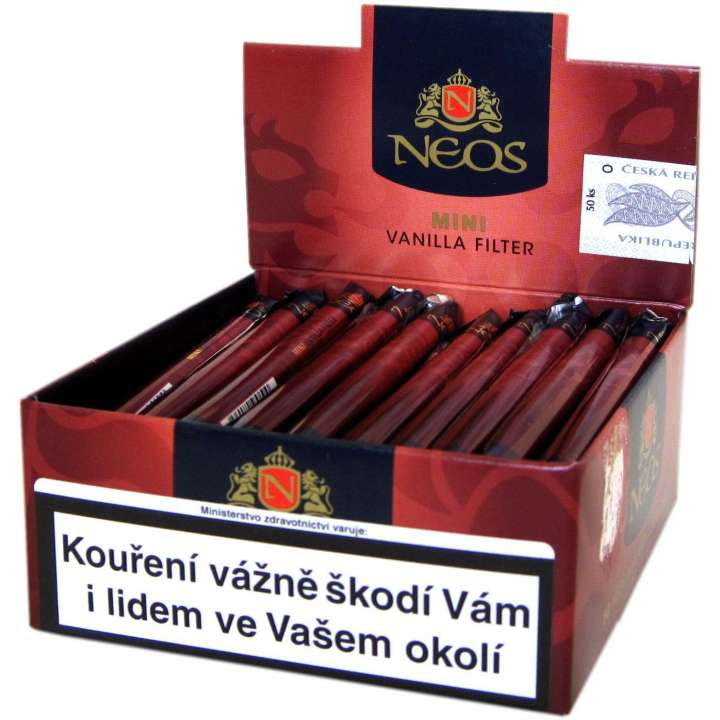 Neos Mini Red Filter 50ks