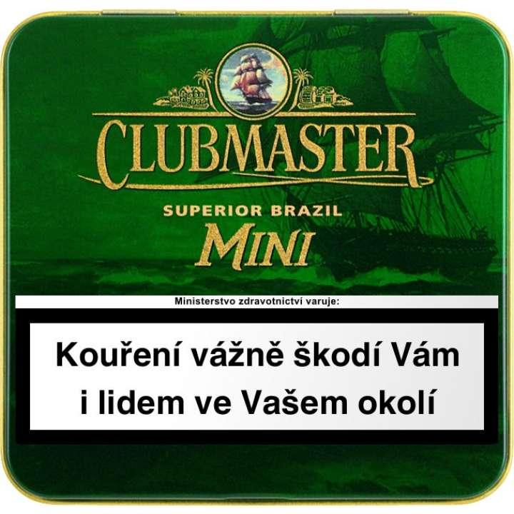 Clubmaster Mini Brasil 20ks