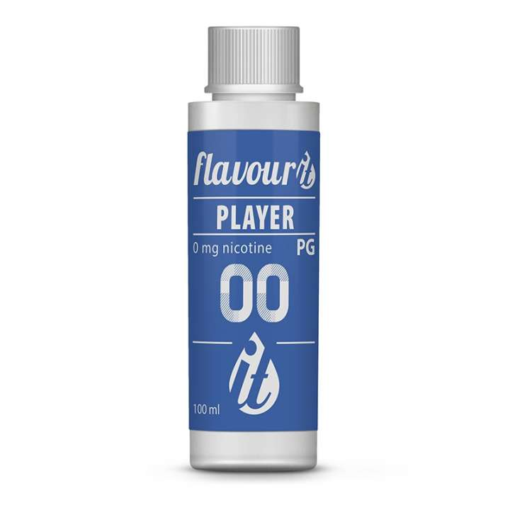 Flavourit PLAYER báze - 100PG, 100ml