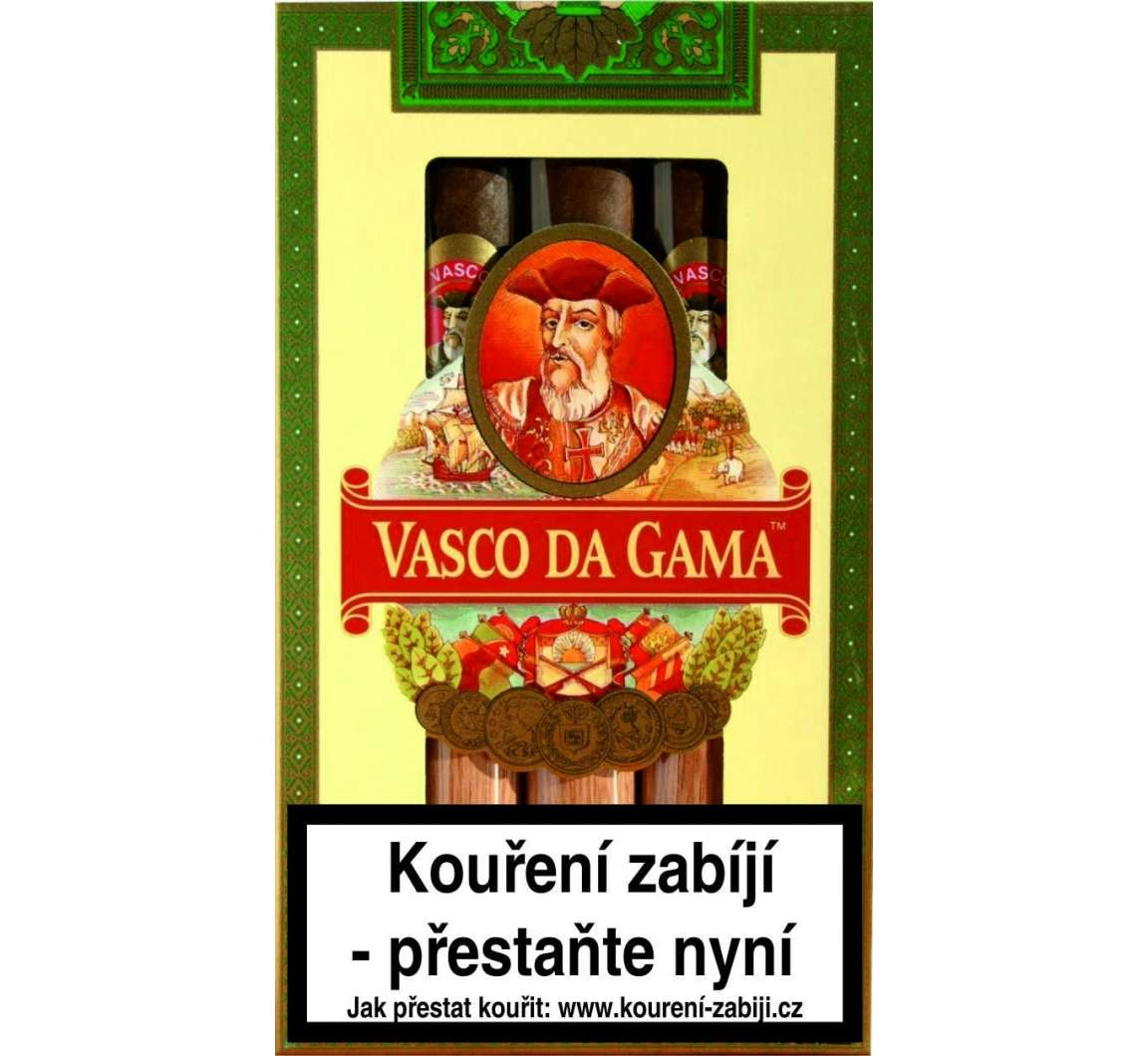 Vasco da Gama No.2 Maduro 5ks