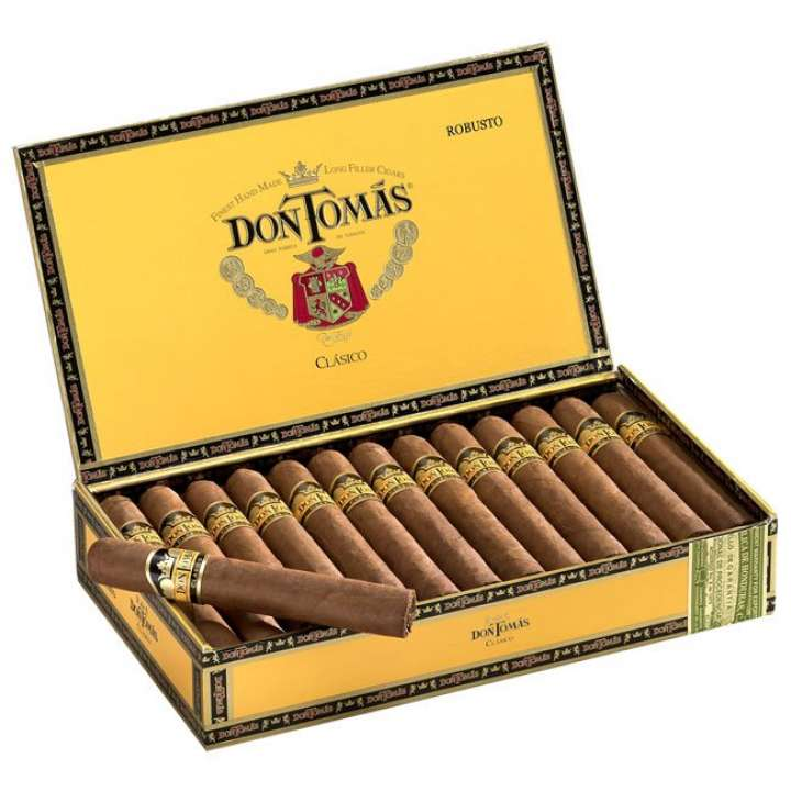 Don Tomas Clasico Robusto 25ks