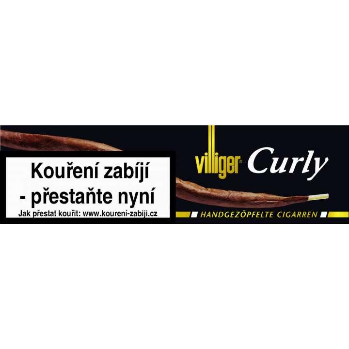 Villiger Curly 6ks