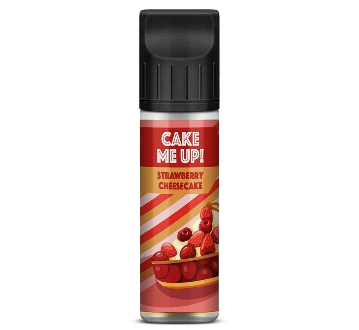Cake Me Up - Strawberry Cheesecake 20ml