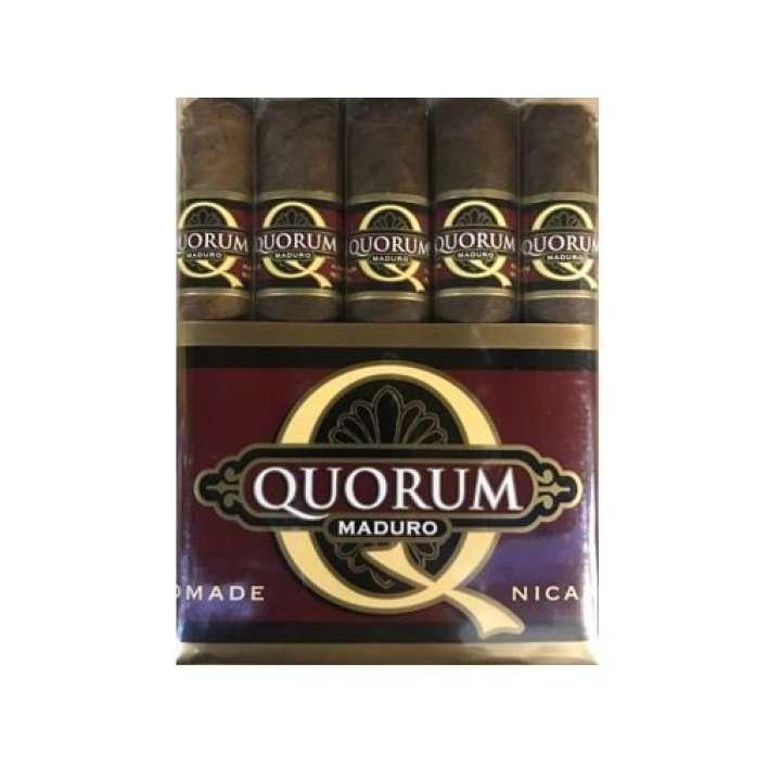 Quorum Robusto Maduro 10ks