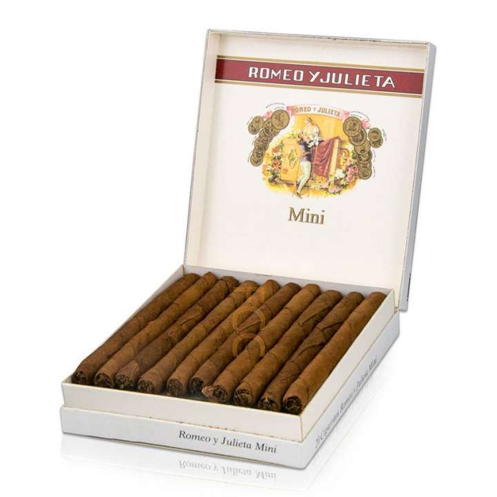 Romeo & Julieta Mini 10 ks