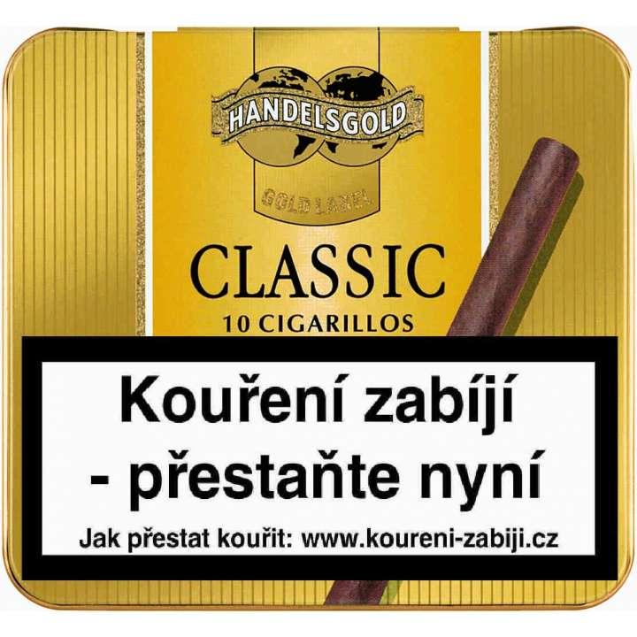 Handelsgold GL Cigarill Class 10ks
