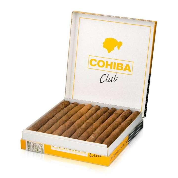 Cohiba Club Collection 10ks