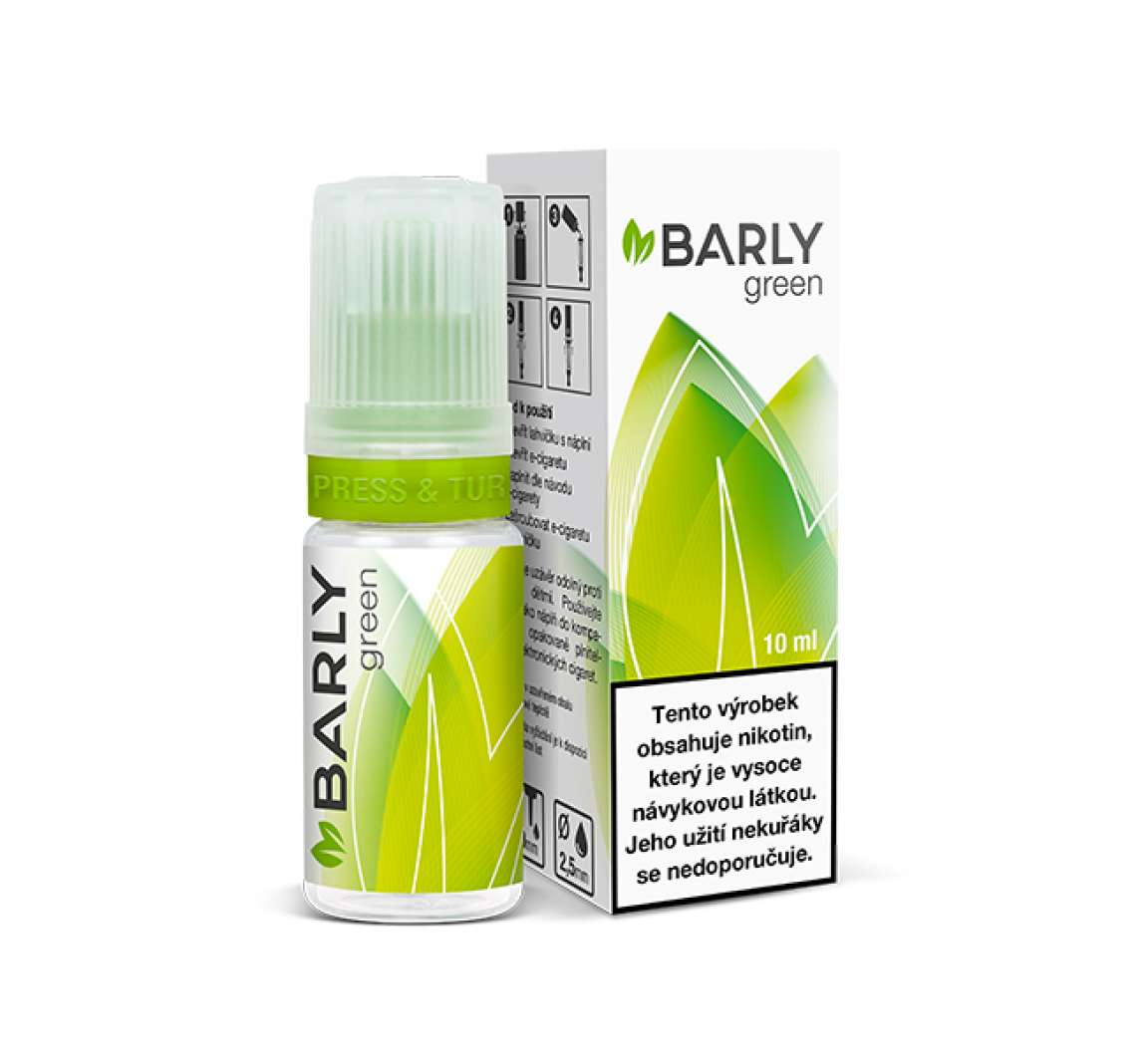 Barly GREEN 10ml 3mg