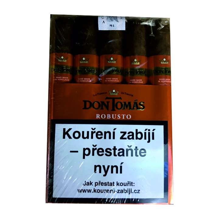 Don Tomas Bundle HND Robusto 5 ks