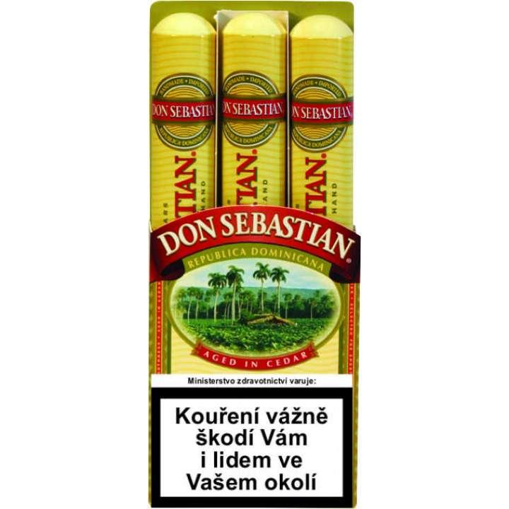 Don Sebastian Tubos 3ks