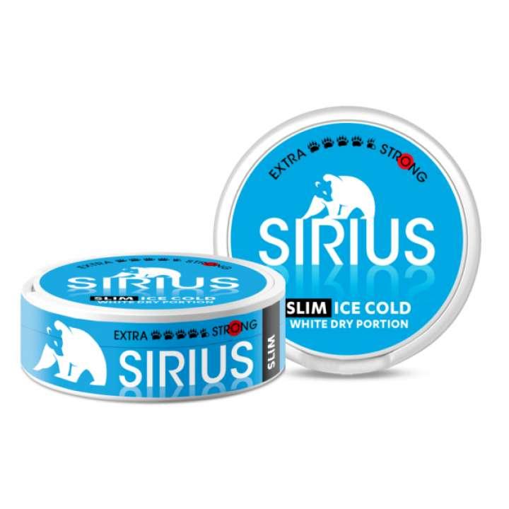 Sirius Slim Ice Cold