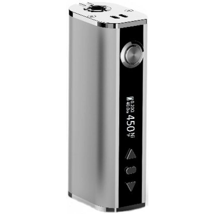 iSmoka-Eleaf iStick TC 40W Grip 2600mAh Silver