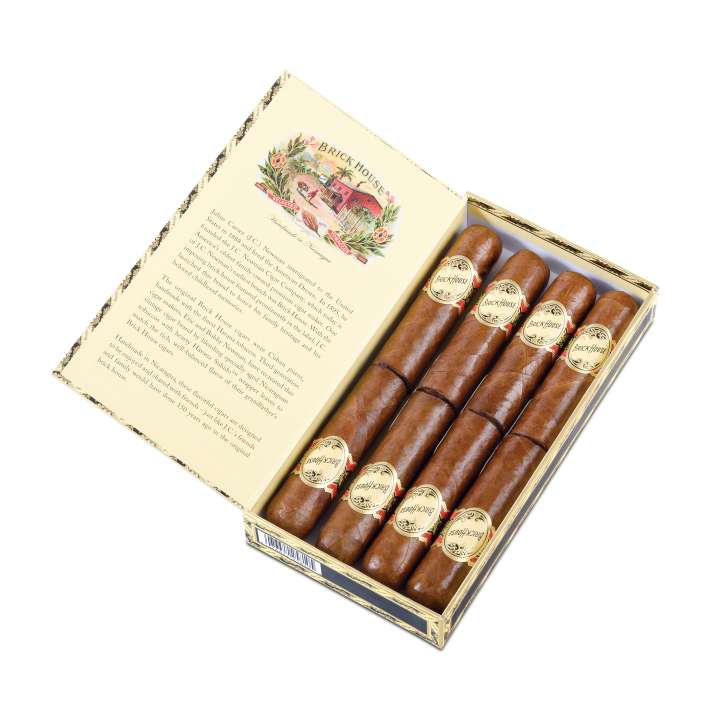 Brick House Treaser (Short Robusto) 8 ks