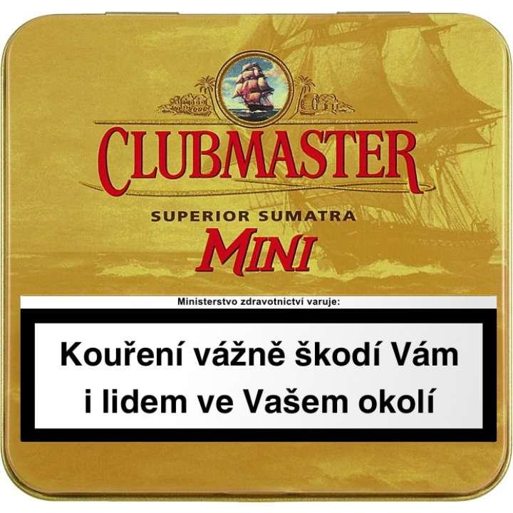 Clubmaster Mini Sumatra 20ks