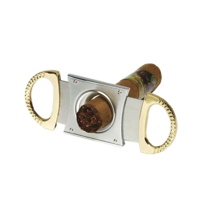 Ořezávač Angelo 500363 zlatá/stříbrná