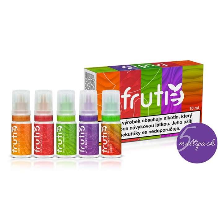 Frutie Variety Pack - 5x10ml