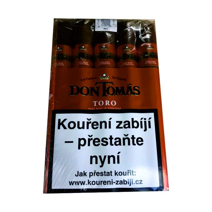 Don Tomas Bundle HND Toro 5 ks