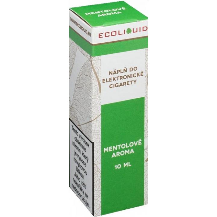 Liquid Ecoliquid Menthol 10ml
