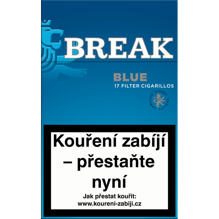 Break Blue 17