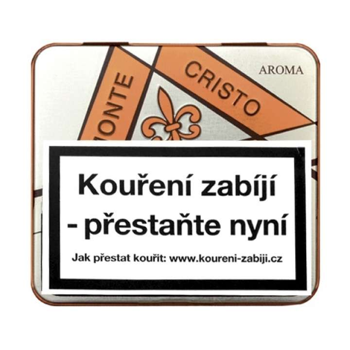 Montecristo Mini Aroma 10ks