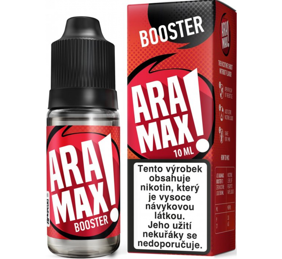 Aramax Booster CZ 10ml PG50 VG50 20mg