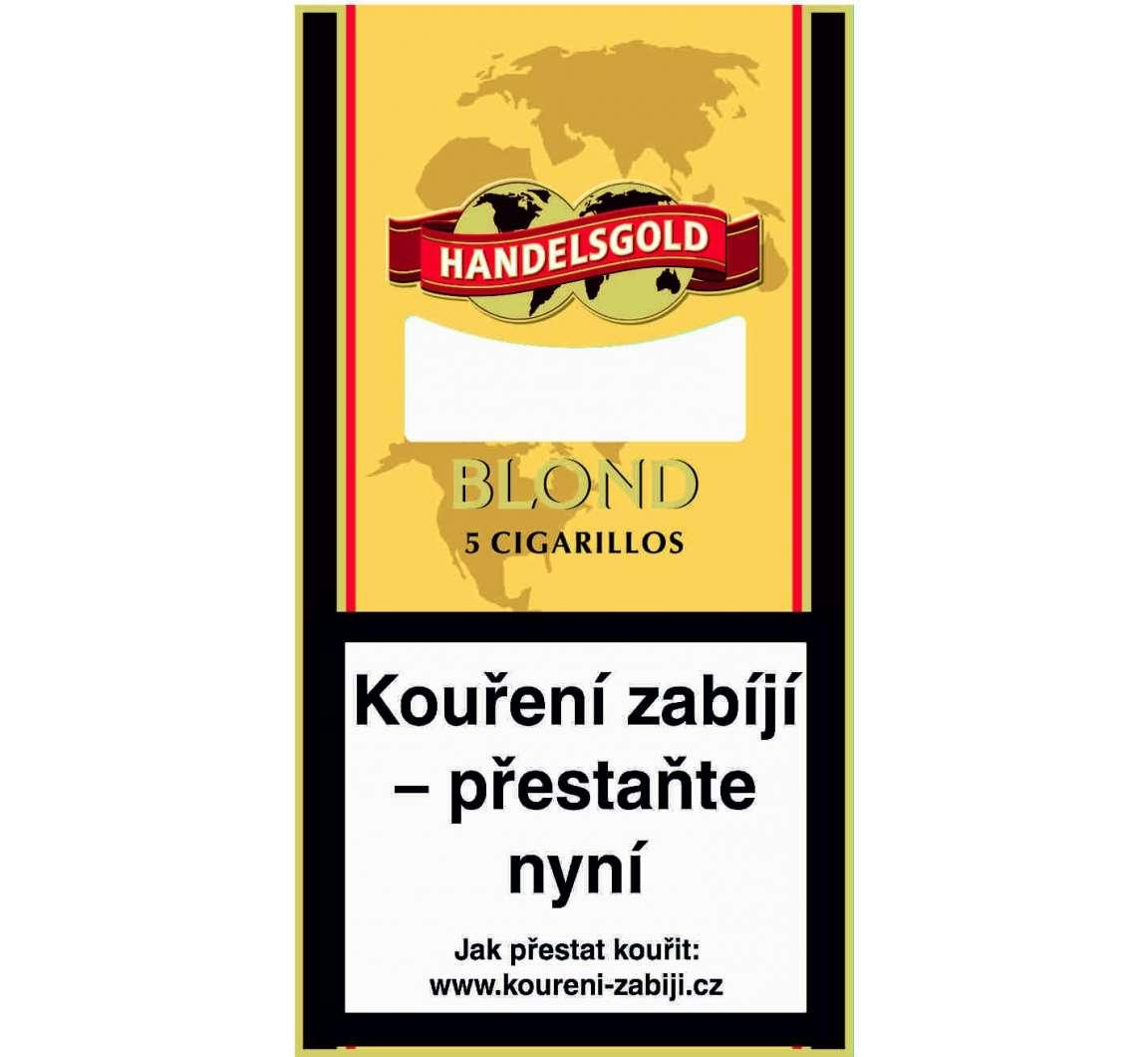 Handelsgold Blond 5ks
