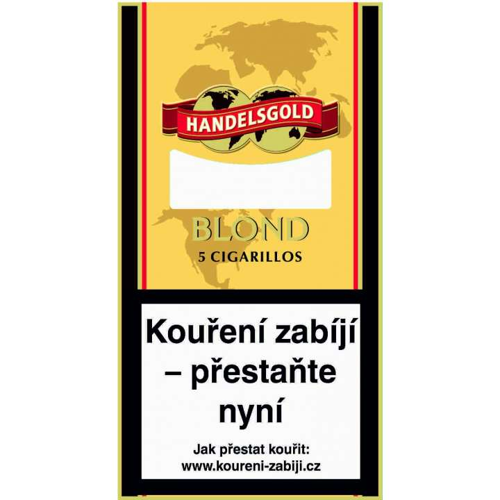 Handelsgold Blond 5ks