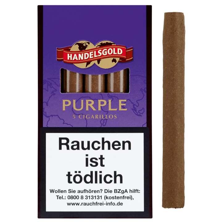 Handelsgold Purple 5ks