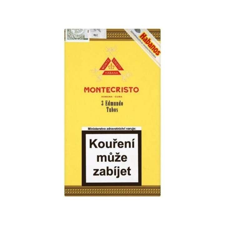 Montecristo Edmundo Tubos 3ks