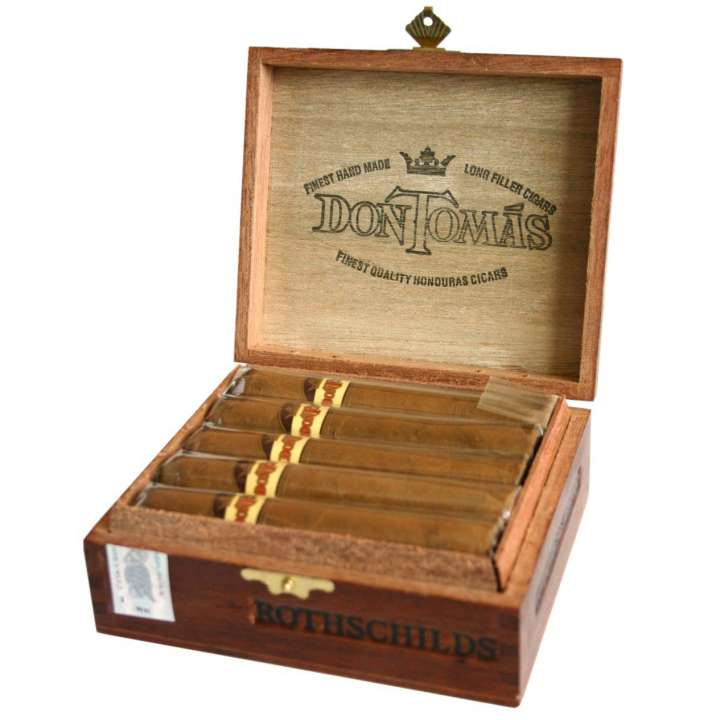 Don Tomas Clasico Rothschild 25 ks