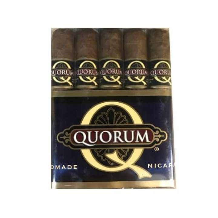 Quorum Robusto 10ks