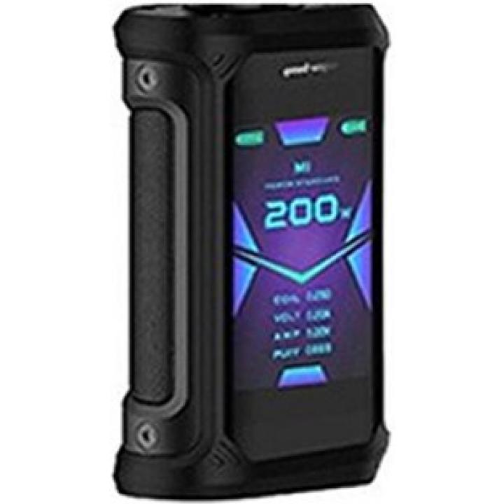 GeekVape Aegis X TC 200W grip Easy Kit Stealth Black