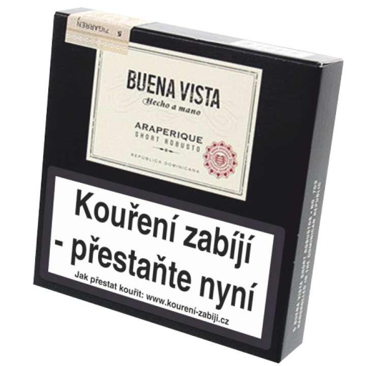 Buena Vista Short Robusto Araperique 5ks