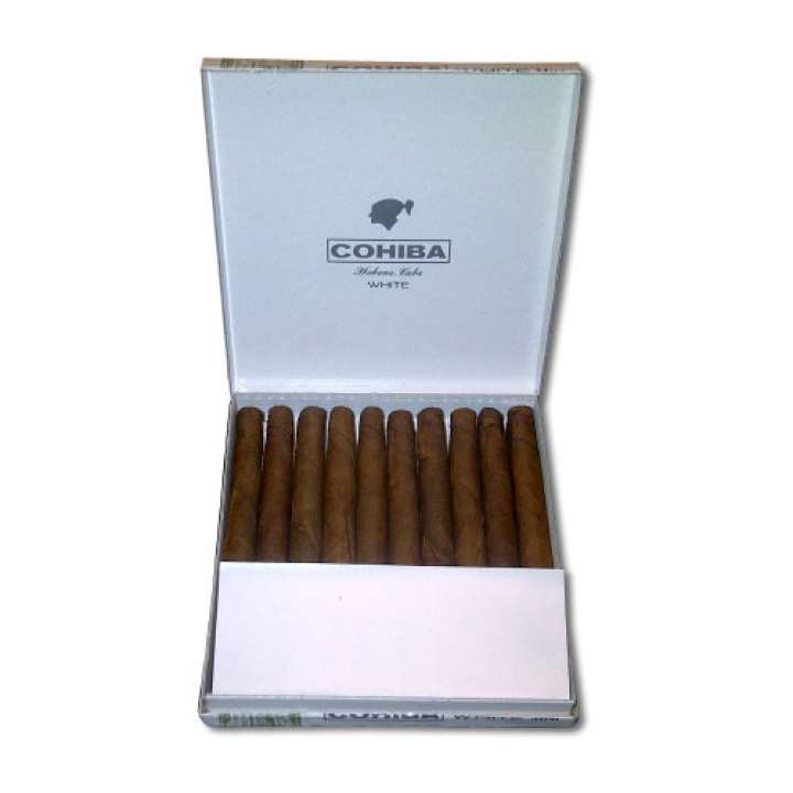 Cohiba Mini White 10 ks